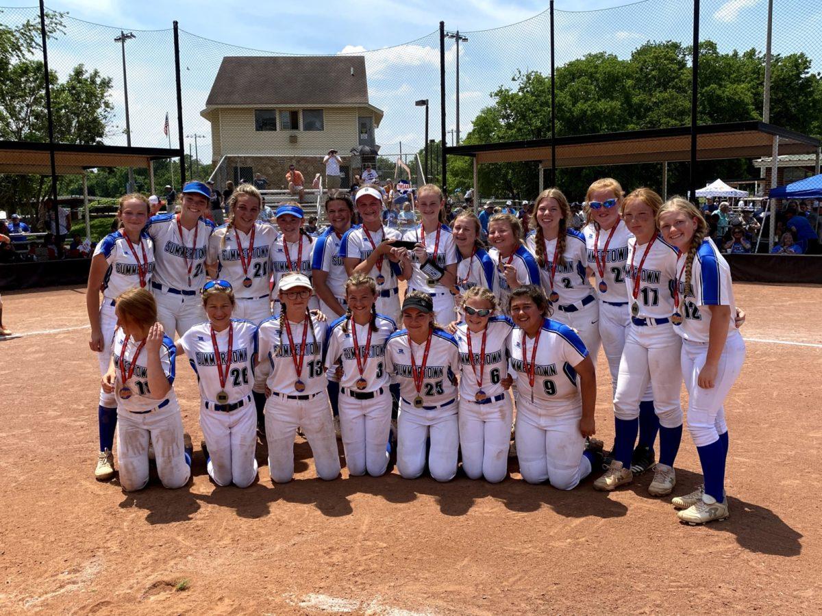 2021 Class A State Champions