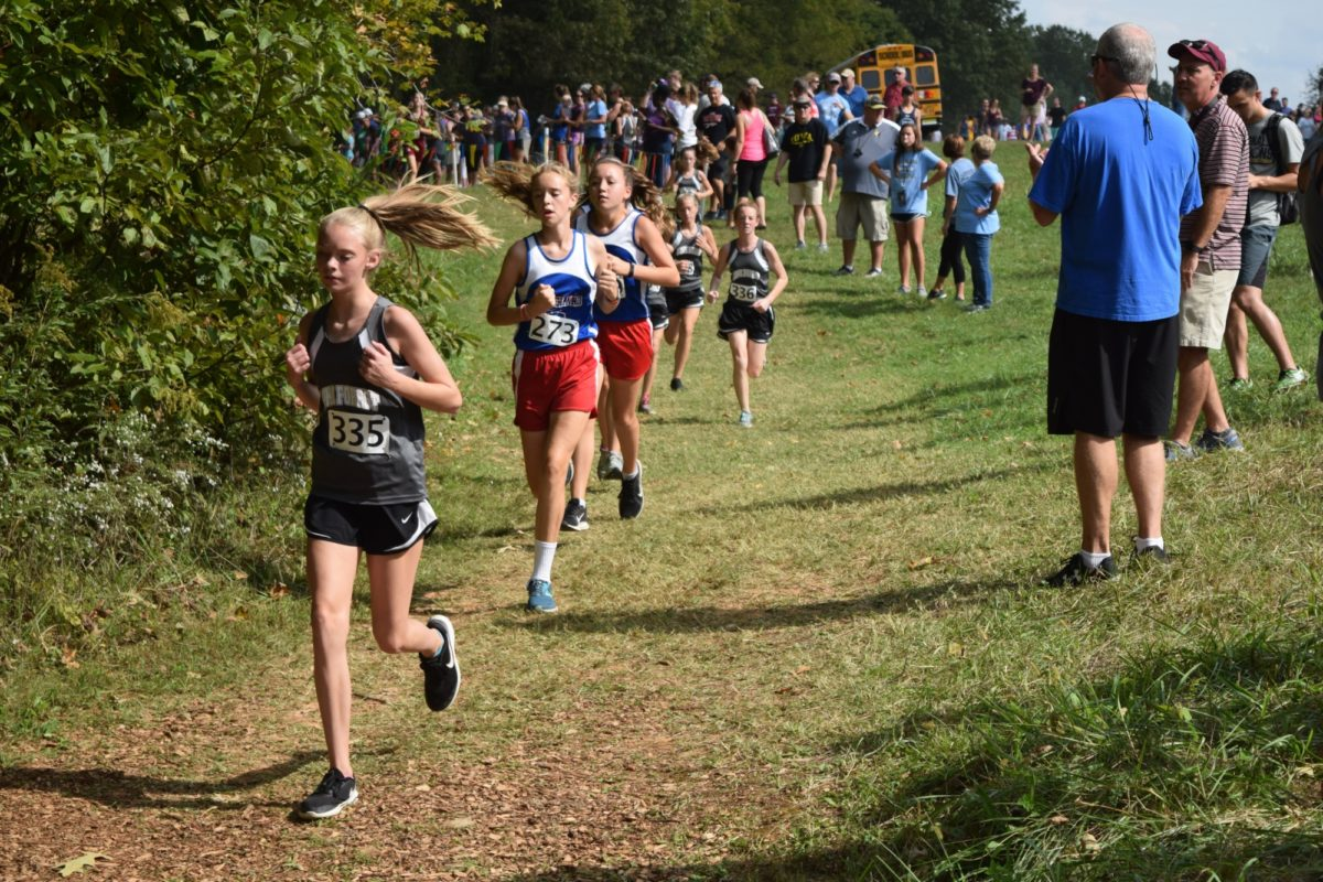2018 Cross Country State Meet