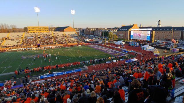 Tucker Stadium 2019