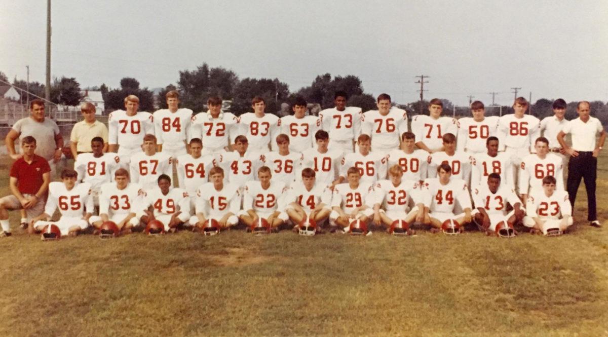 1969 Class AA Champions - Loudon High School