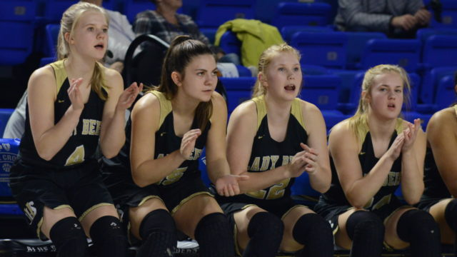 Upperman girls basketball