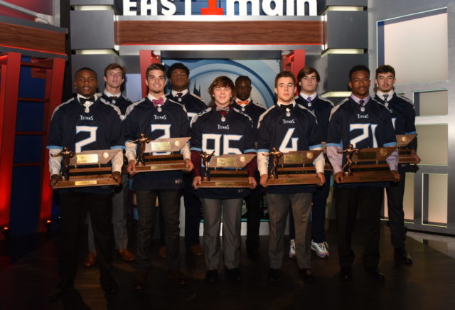 2019 Mr. Football Award Winners