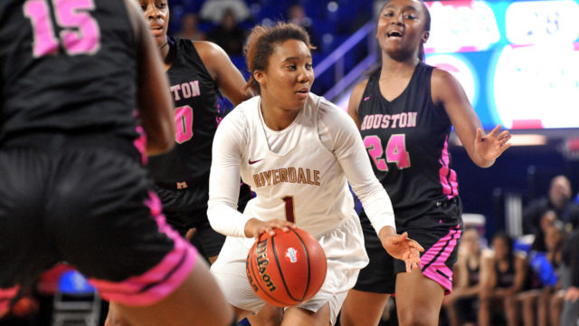Miss Basketball Finalist Alasia Hayes