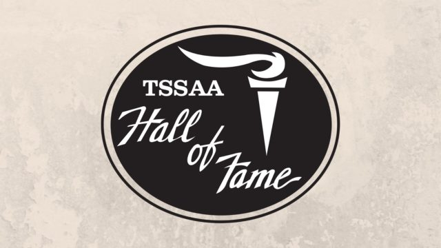 TSSAA Hall of Fame Logo
