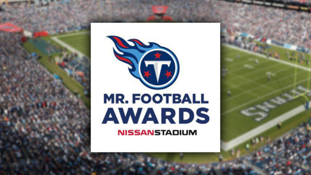 Titans Mr Football Logo