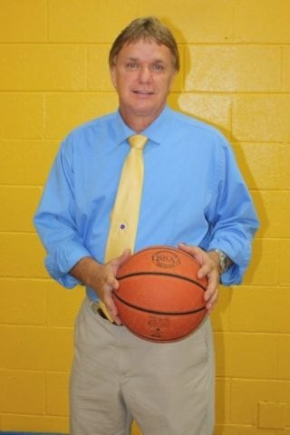 Coach Lamar Rogers
