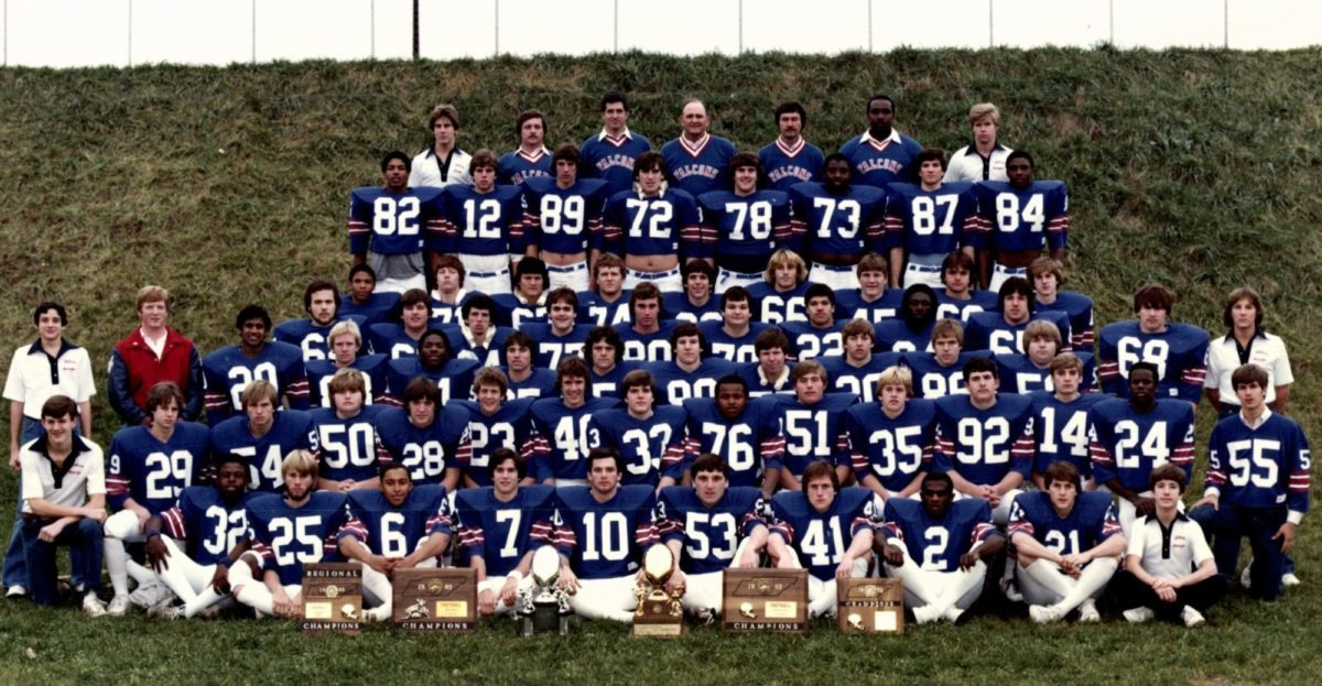 1982 Class AAA State Champions - Lincoln County High School