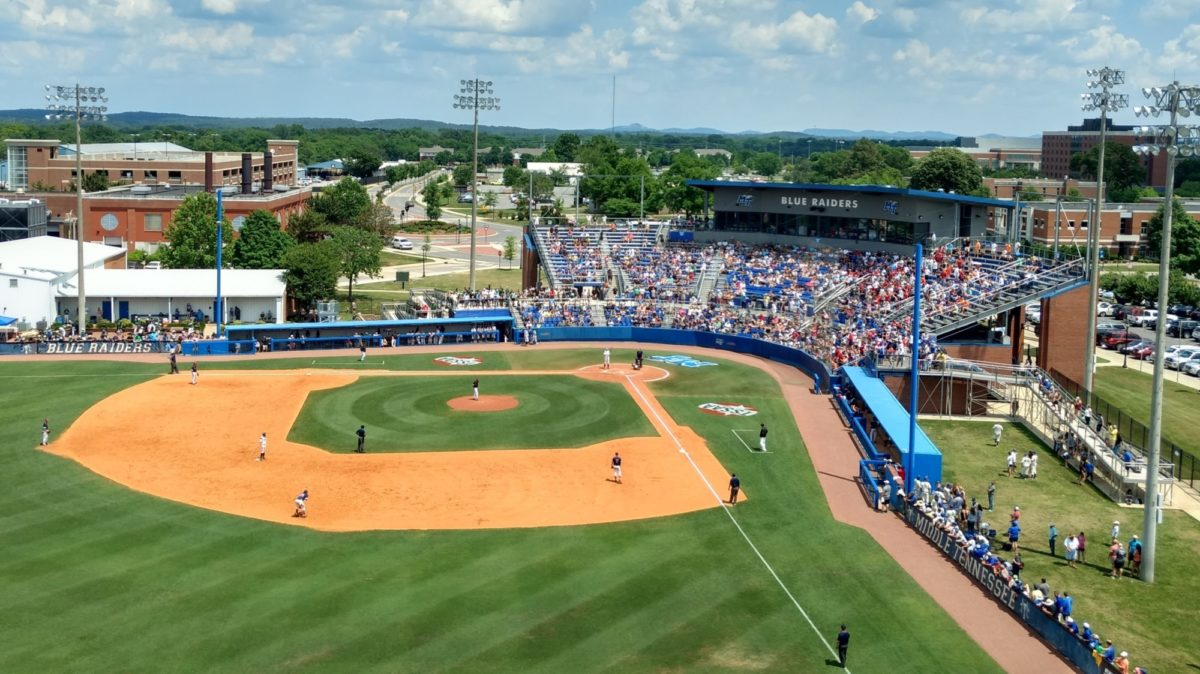 Baseball Championships (Reese Smith Jr Field)