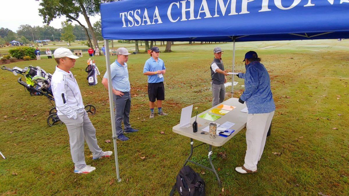 2020 Small Class Golf Championship