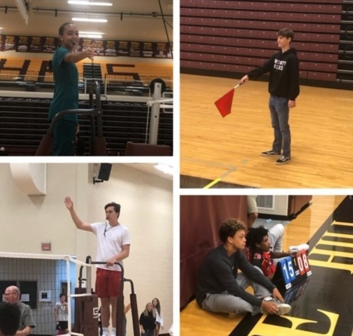 Science Hill Sports Officiating Class