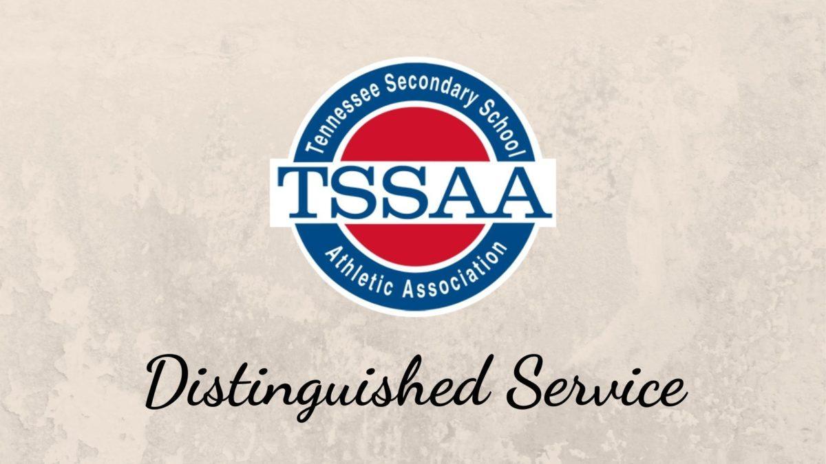 Logo for Distinguished Service