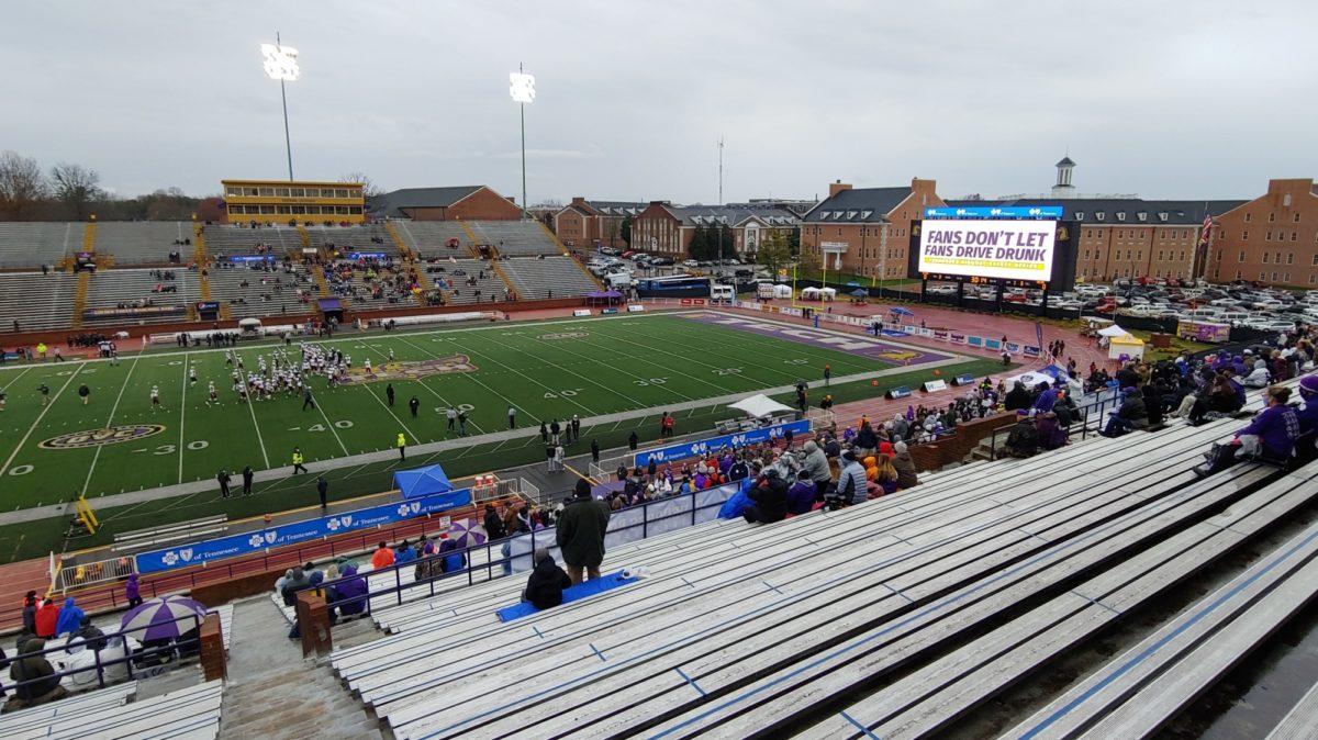 Tucker Stadium 2020