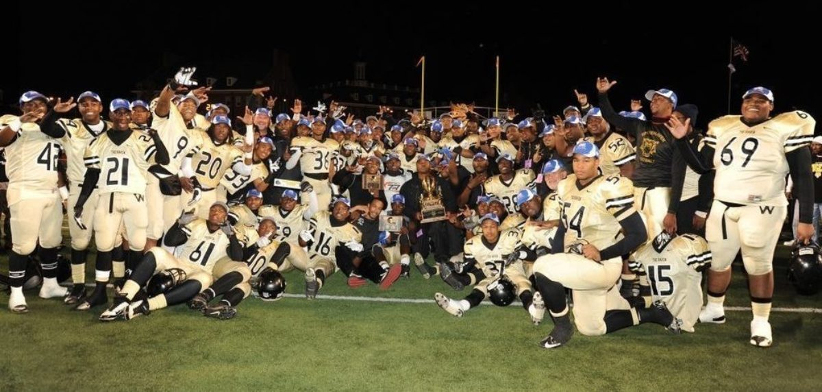 2012 Class 6A State Champions - Whitehaven High School
