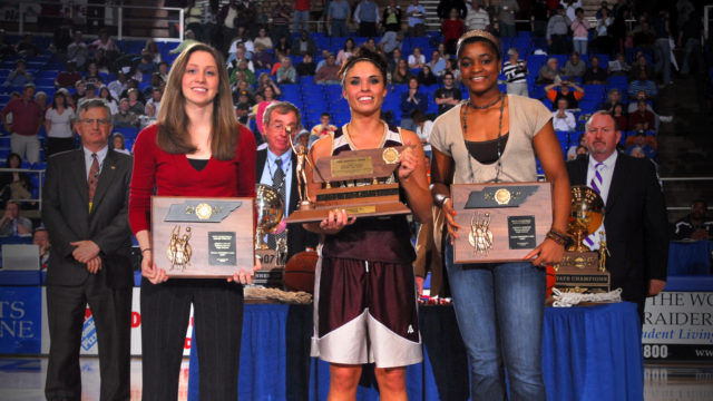 2007 Class AAA Miss Basketball Finalists