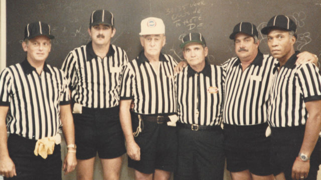 Shelby Miller, Larry Hutchinson, Ralph Stout, Ernest Rasar, Billy Bob Garrison,Charles McConnell