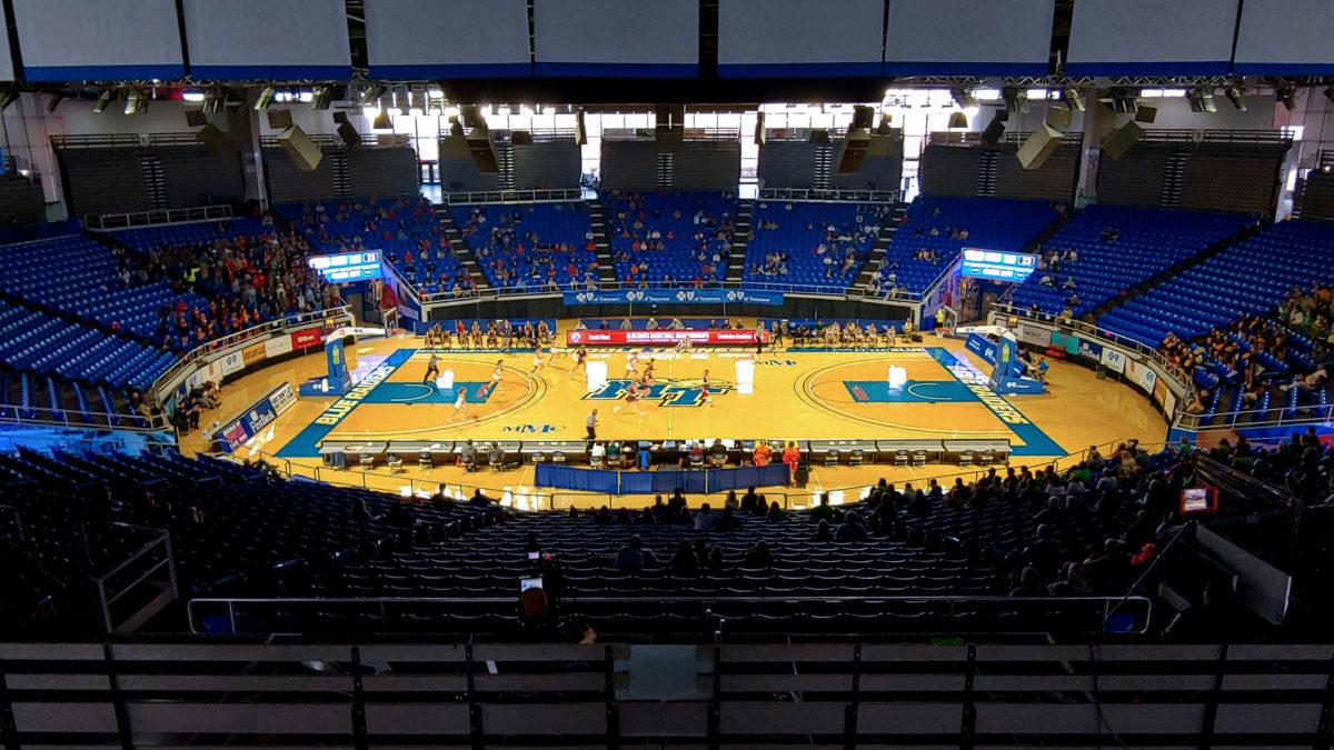 2021 Girls' State Basketball Tournament