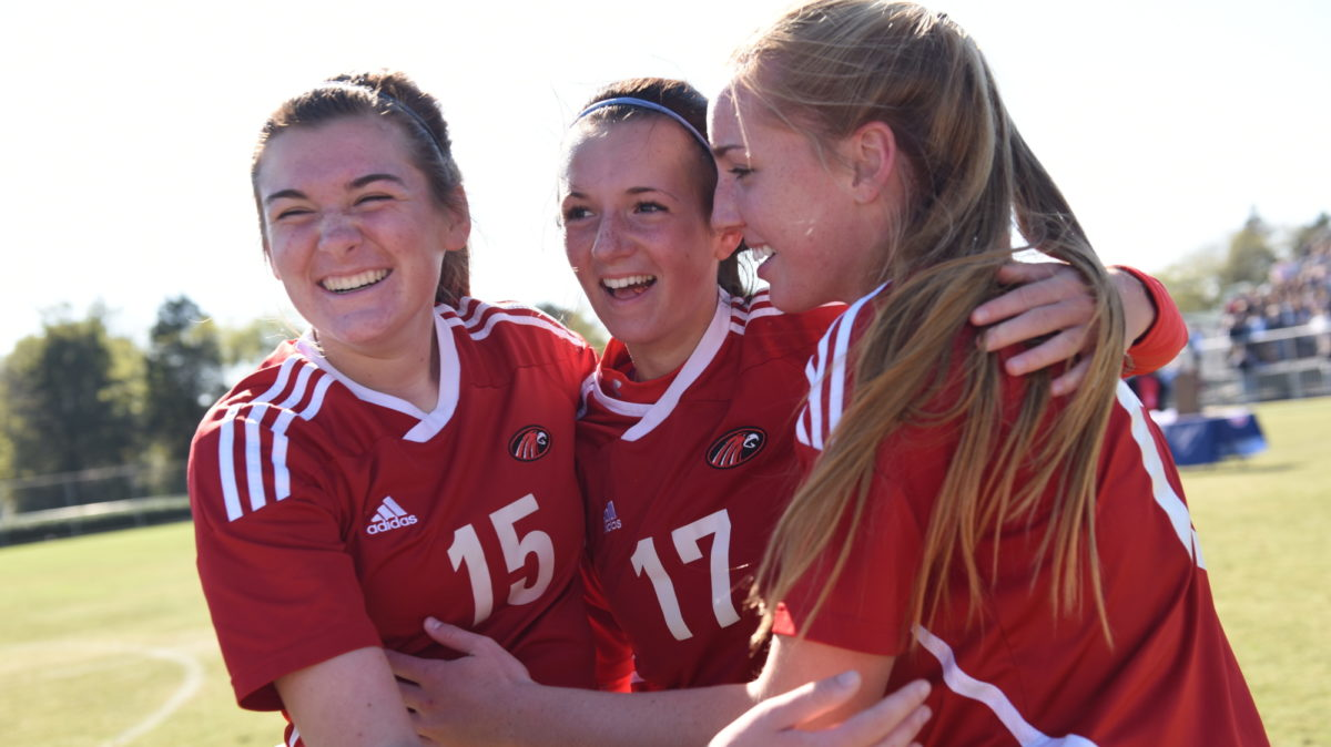2020 Girls' Soccer Championship - Signal Mountain