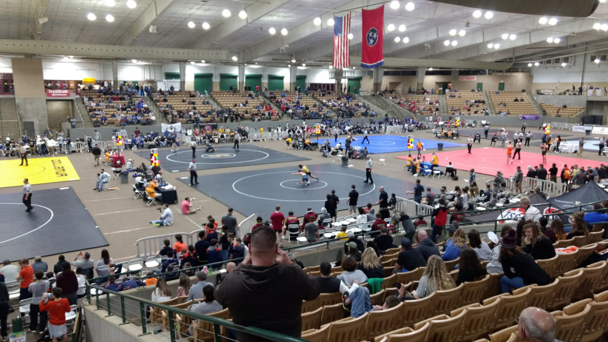 2020 Wrestling Tournament