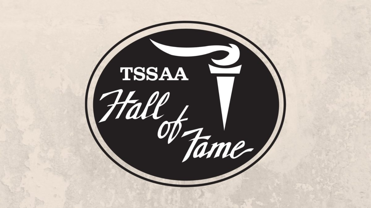 TSSAA HOF Logo